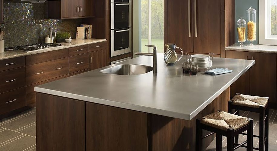 Custom Stainless Steel U0026 Copper Counter TopsKitchen, Vanity, Island U0026  Peninsulas, Outdoor Kitchens, And Commercial Counters