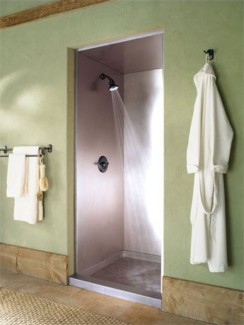 Custom Shower Enclosures Custom Bathrooms Frigo Design