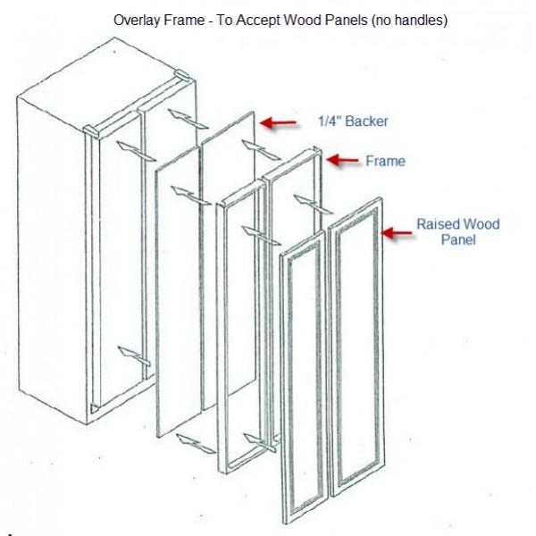 Refrigerator Trim Set Kit - Refrigerator Trim Set Kit Frigo Design